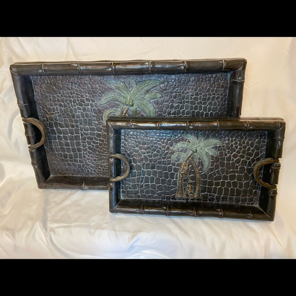 Other - Decorative trays